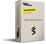 Virtual Box for the Free Serum Welcome Pack that comes with free Serum Presets and WaveTables