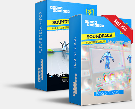 Bundle Deal for Serum Pack. Second Pack 25 percent off