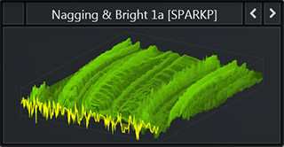 WaveTable called 'Nagging Bright 1a' taken from our Serum Preset Pack called Bass & Freaks. Genre: Future Bass