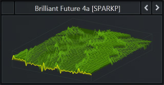 Serum WaveTable called 'Brilliant Future 4a' from our Future Tech Pop Pack