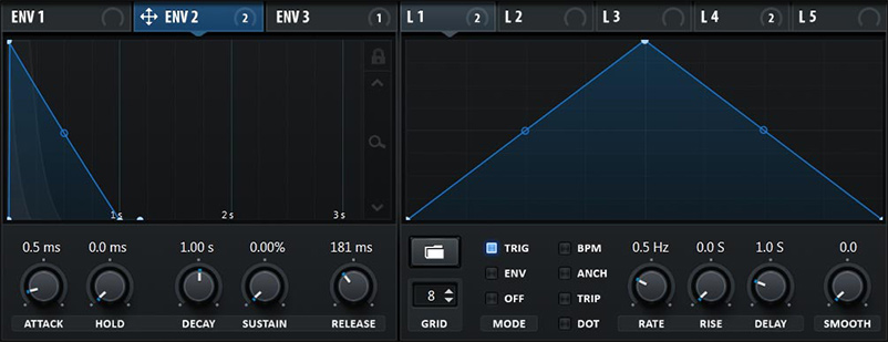 Tutorial How Serum WaveTables are triggered by ENV and LFO