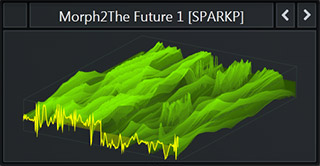 Serum WaveTable called 'Morph the Future' that is part of our 'Future Tech Pop' Pack