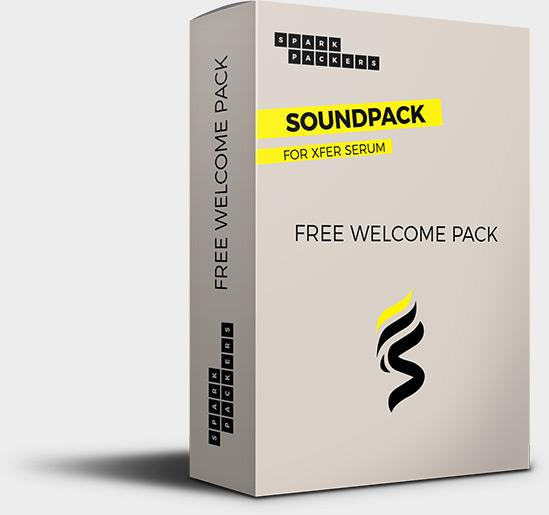 Big Virtual Box for Free Serum Presets