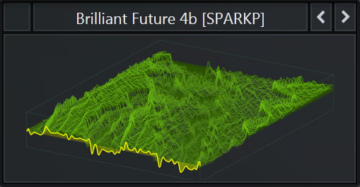 Serum WaveTable called 'Brilliant Future 4b' that comes with our Free Serum Preset Pack
