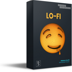 Virtual box for the Ableton Wavetable Presets called Lo-Fi coming with custom built wavetables and presets for ableton live 10 used on shop and cart page