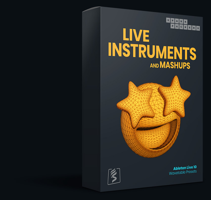 Life Instruments is a Ableton Wavetable Presets pack with custom built wavetables and presets for ableton live 10 and this is the virtual box used on sparkpackers product page
