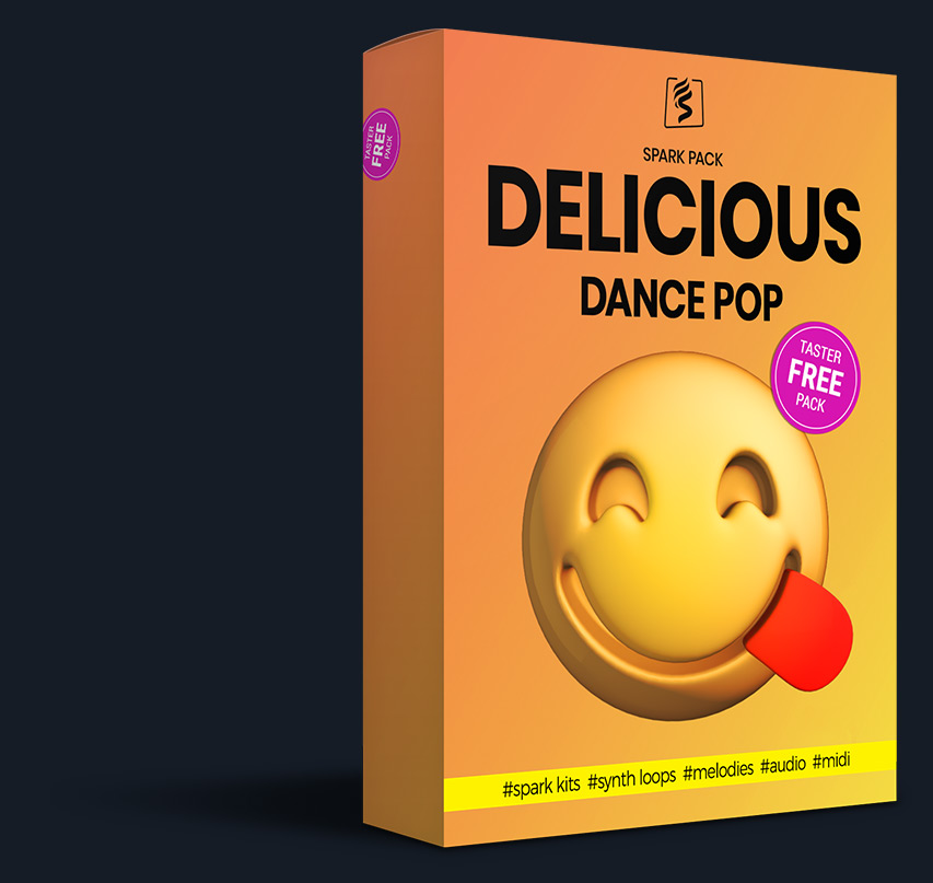Free Taster Pack with free melody loops ready to download