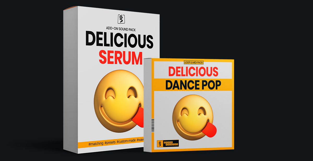 virtual boxes for sparkpackers delicious bundle with matching loops midi files and presets