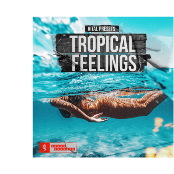 inject summer hit vibes with tropical presets for the wavetable synth vital